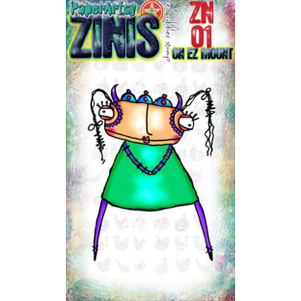 Paper Artsy Zinski Art Zinis 01