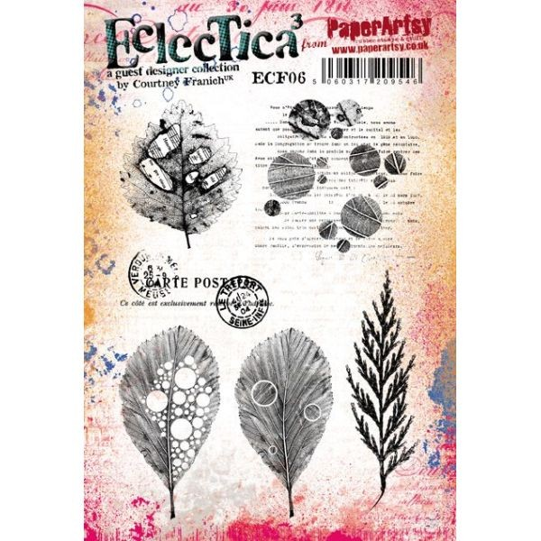 Paper Artsy Eclectica by Courtney Franich 06