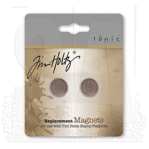 Tim Holtz Stamp Platform Replacement Magnets