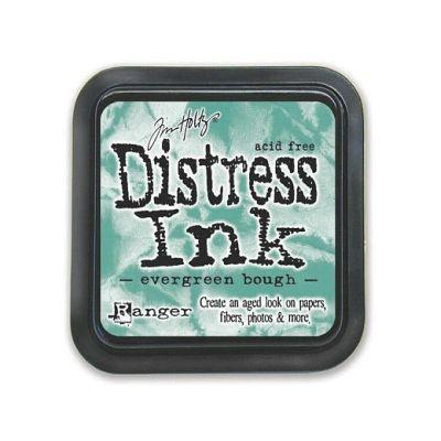 Distress Ink Mini Pad Evergreen Bough