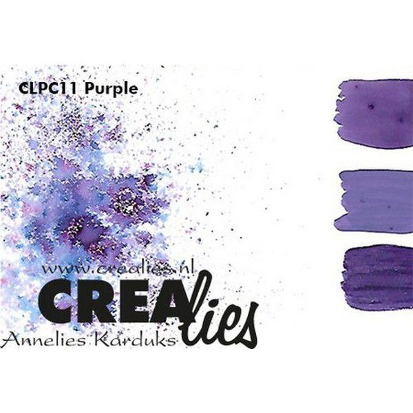 Crealies Pigment Colorzz Purple