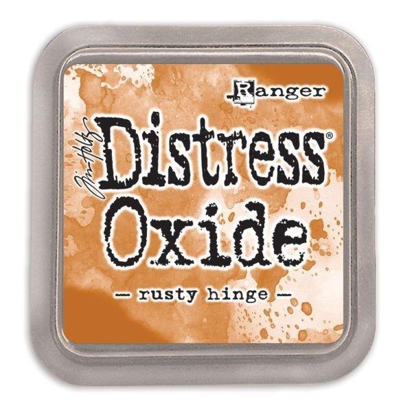 Tim Holtz Distress Oxide Pad Rusty Hinge