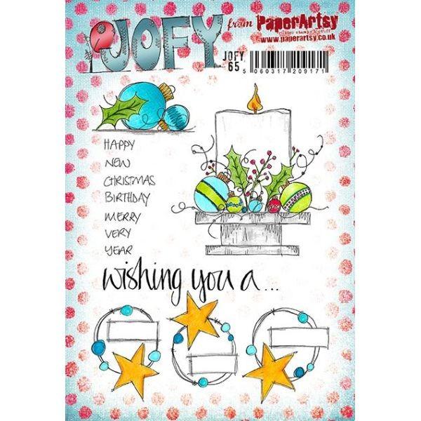 Paper Artsy JOFY Plate 65