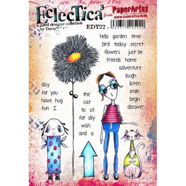 Paper Artsy Eclectica by Darcy 22