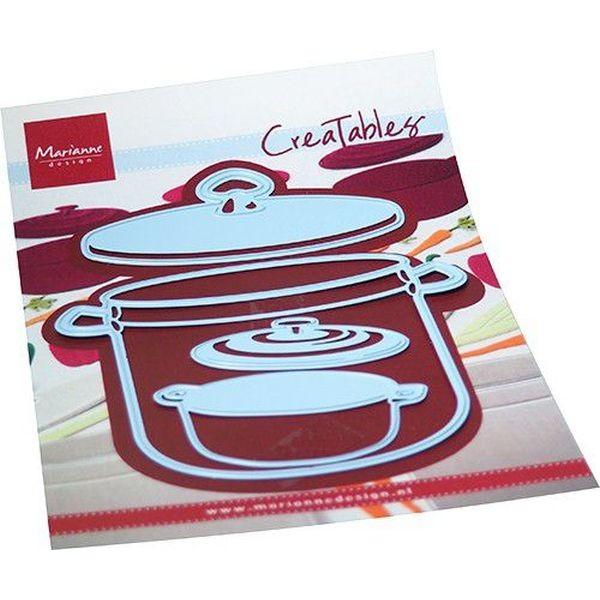 Creatables Cooking Pots