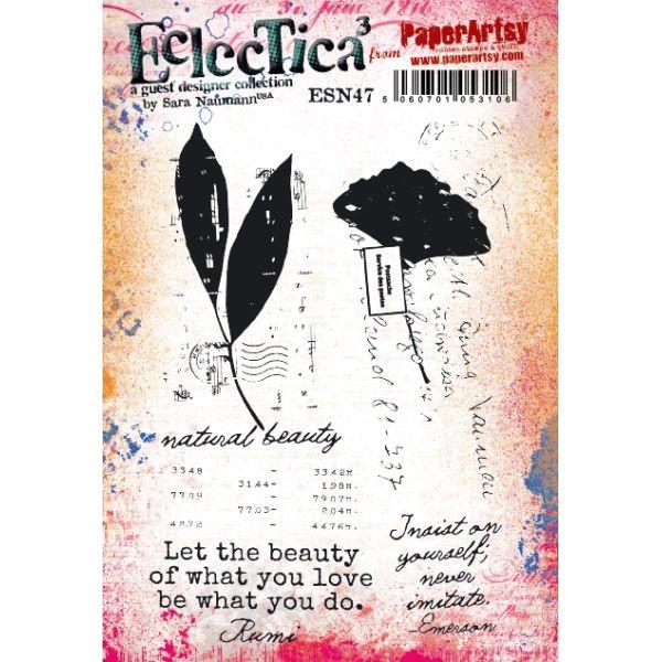Paper Artsy Eclectica by Sara Naumann 47