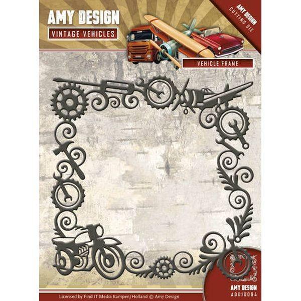 Amy Design Die Vehicle Frame
