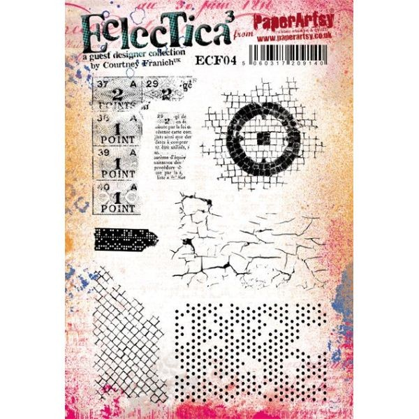 Paper Artsy Eclectica by Courtney Franich 04