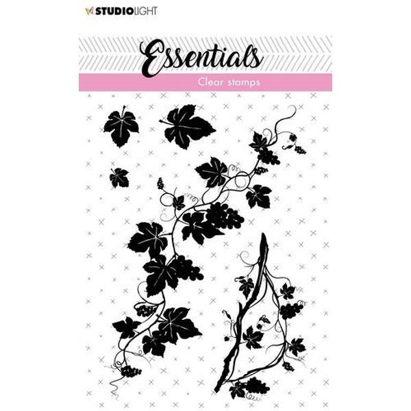 Studio Light Clearstamps A7 Essentials Vines No. 23
