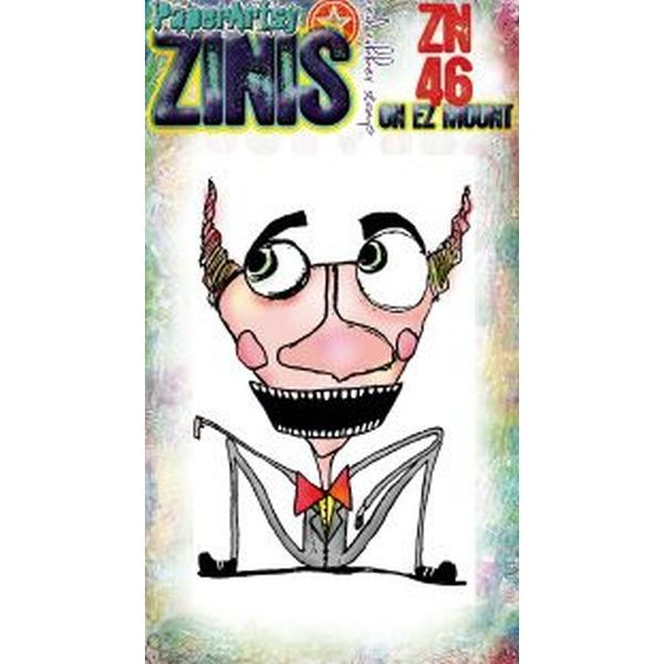 Paper Artsy Zinski Art Zinis 46