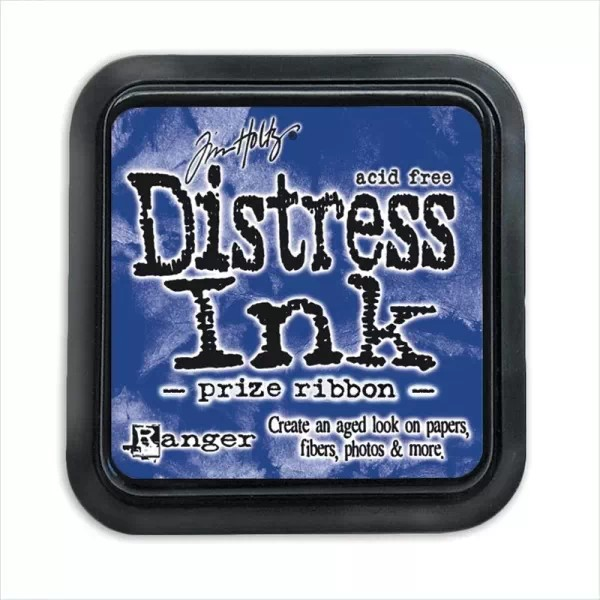 Tim Holtz Distress Ink Pad Prize Ribbon