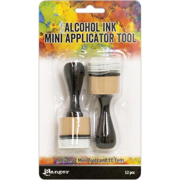 Tim Holtz Alcohol Ink Mini Applicator Round