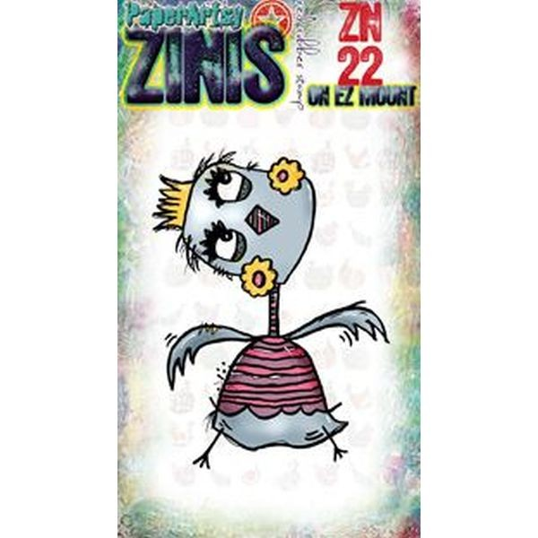 Paper Artsy Zinski Art Zinis 22
