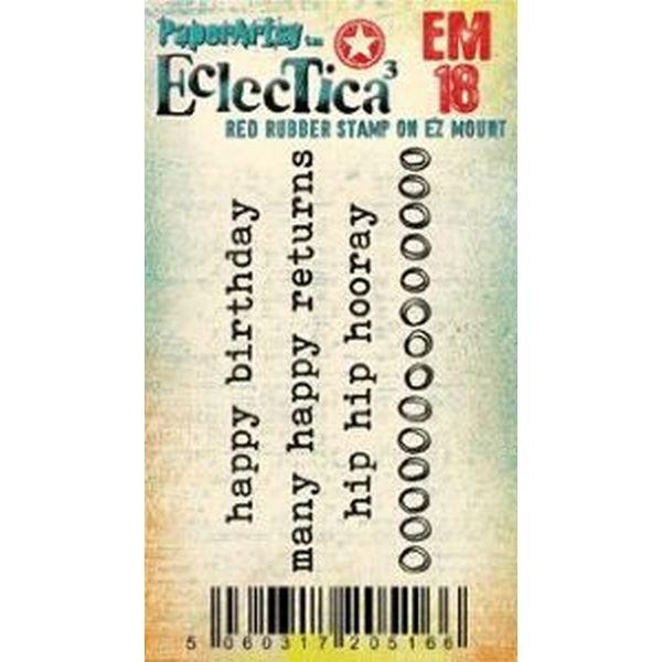 Paper Artsy Eclectica by Emma Godfrey Mini 18