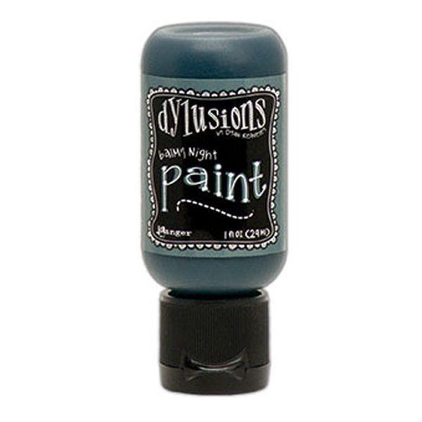 Dylusions Flip Cap Paint Balmy Night