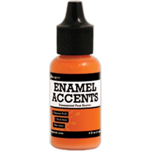 Ranger Enamel Accents Cheese Puff
