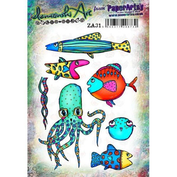 Paper Artsy Zinski Art 31