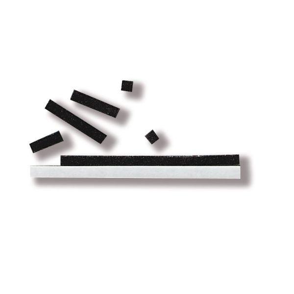 Rayher 3D-Klebekissen schwarz 3x100mm