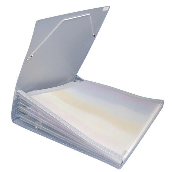 Rayher Fächertasche für Scrapbookingpapiere