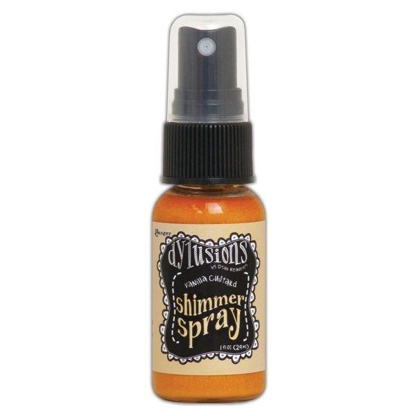 Dylusions Shimmer Spray Vanilla Custard