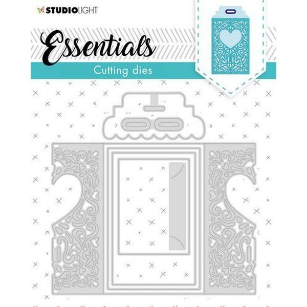 Studio Light Cutting & Emboss Die Essentials No. 10
