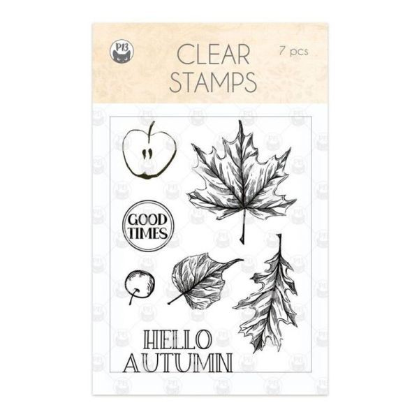 Piatek13 Autumn Clearstamps