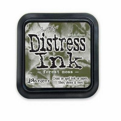 Distress Pad Forest Moss