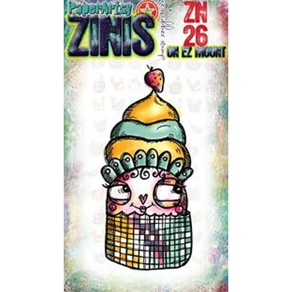 Paper Artsy Zinski Art Zinis 26