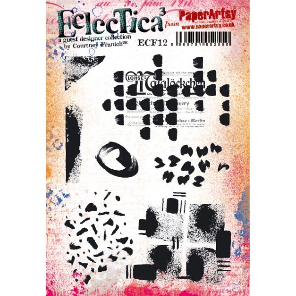 Paper Artsy Eclectica by Courtney Franich 12