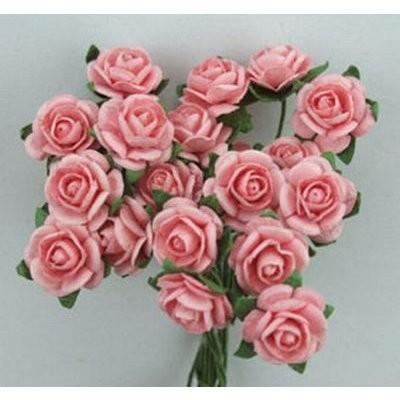 Roses Pale Pink 1 cm