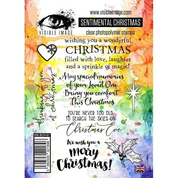 Visible Image Sentimental Christmas