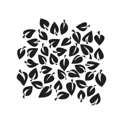 TCW Template 6x6 by Zenspirations Dancing Leaves