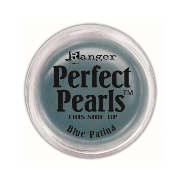 Perfect Pearls Pigment Powder Blue Patina