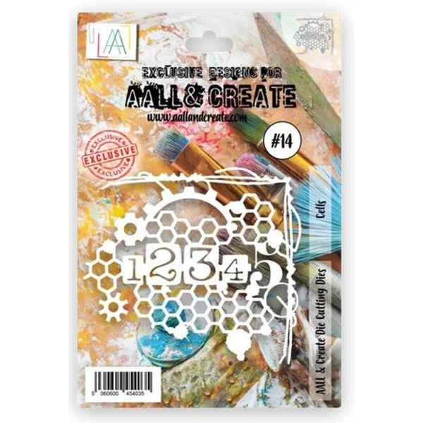 AALL & Create Die-Cutting Set #14 Cells