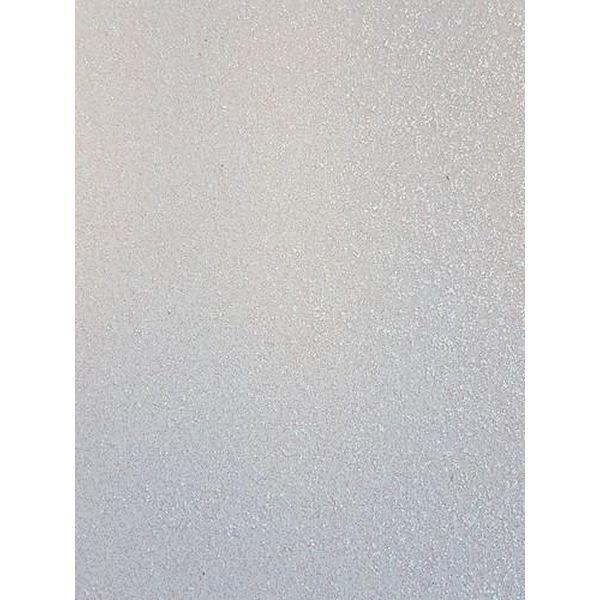 Tonic Studios Glitter Card A4 Sugar Crystal