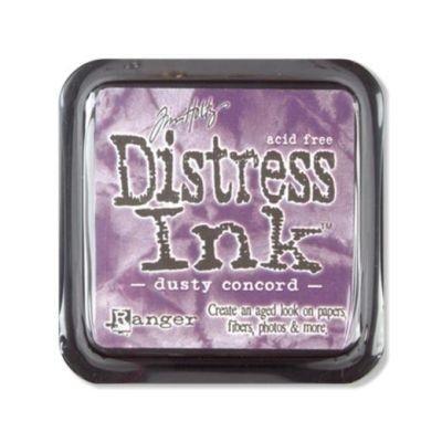 Distress Ink Mini Pad Dusty Concord