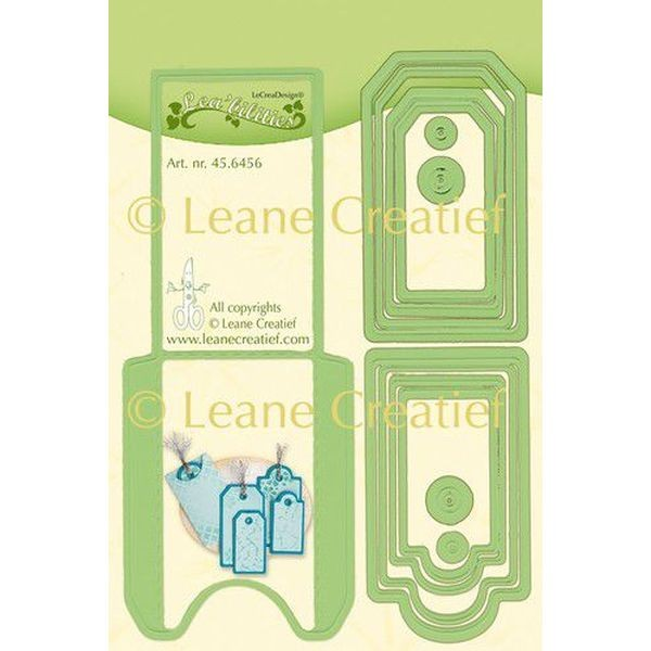 LeaBilities Pocket & Tags