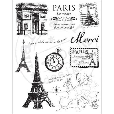 Marianne D Clearstamps Paris
