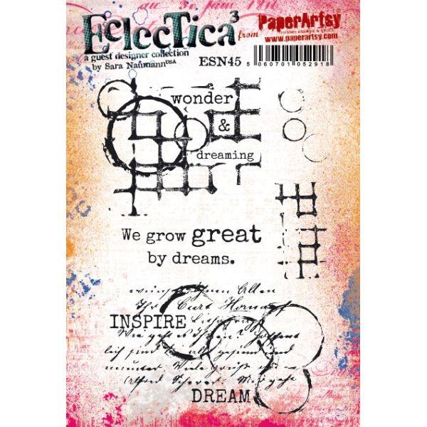 Paper Artsy Eclectica by Sara Naumann 45