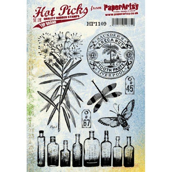 Paper Artsy Hot Pick 1109