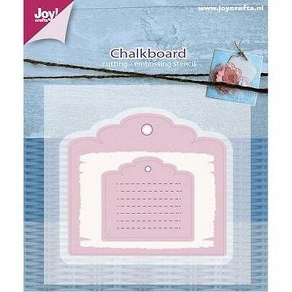 Joy! Crafts Dies Chalkboard