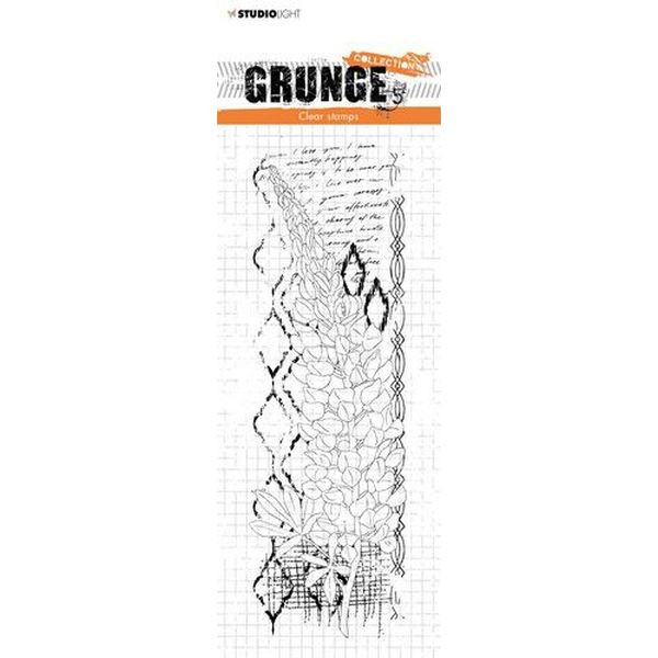 Studio Light Clearstamps Grunge Collection No. 39
