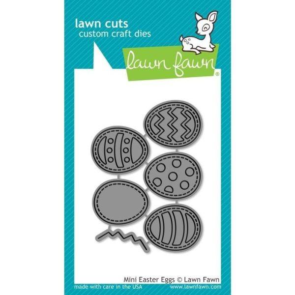 Lawn Fawn Cuts Mini Eggs