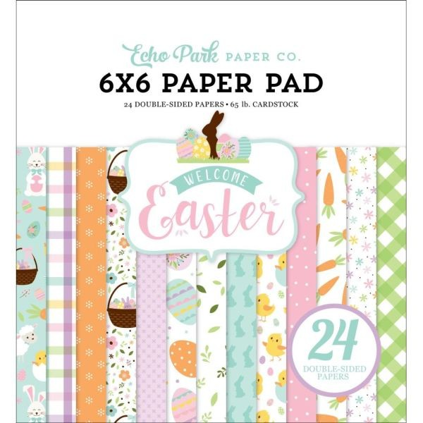 Echo Park Welcome Easter Paper Pad