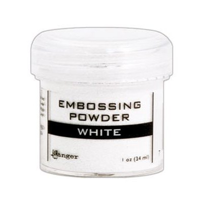 Ranger Embossing Powder White