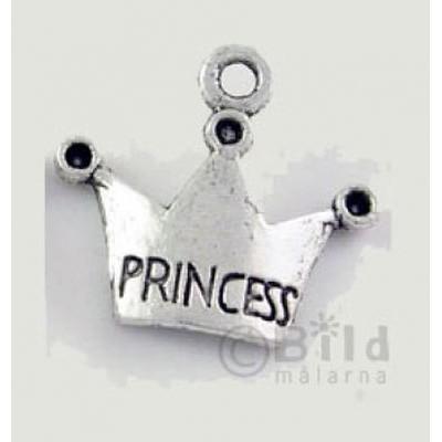 Metal Charms Princess
