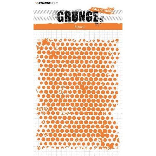 Studio Light Stencil Grunge Collection No. 13