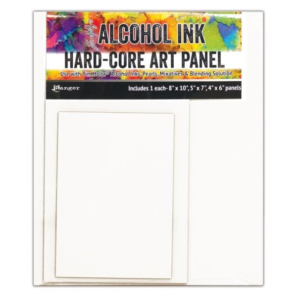 Tim Holtz Alcohol Ink Hard-Core Panels Rectangle