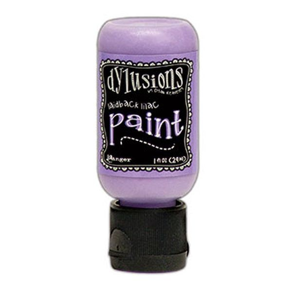 Dylusions Flip Cap Paint Laidback Lilac