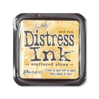 Distress Ink Mini Pad Scattered Straw